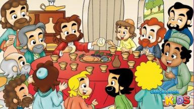Quinta feira: a Santa Ceia do Senhor