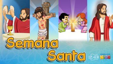 Chegou a Semana Santa! E esta ficará para a história da Igreja!