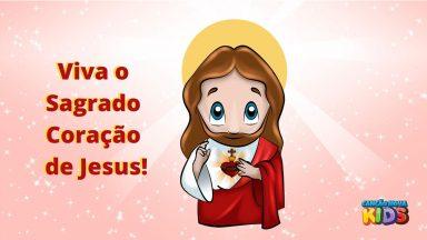 Jesus manso e humilde de Coração, fazei o nosso coração semelhante ao Vosso!