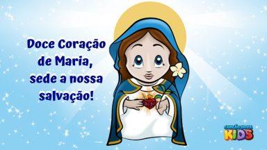 Viva o Imaculado Coração de Maria!