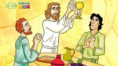 Festa do Corpo e Sangue de Cristo!