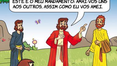 6º Domingo da Páscoa -