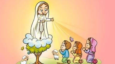 Novena à Nossa Senhora de Fátima