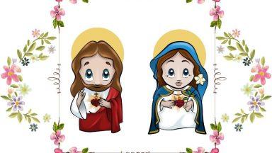 Entronização do Sagrado Coração de Jesus e do Imaculado Coração de Maria