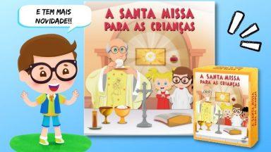 A Santa Missa para as Crianças