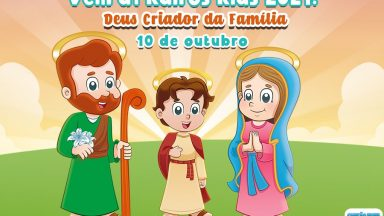 Kairós Kids 2021 - Deus criou a Família