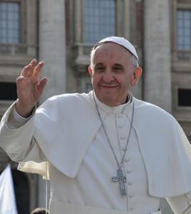 El Papa: Si la Iglesia no llevase a Jesús como María, sería una Iglesia muerta.