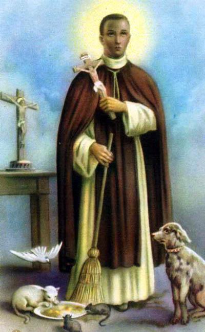 San Martín, fiel servidor de Cristo