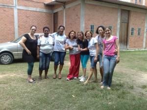 A nossa equipe da catequese - Comunidade Matriz/São Mateus - ES