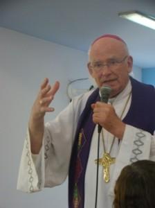 Dom Werner Siebenbrock - SVD Bispo Diocesano de Governador Valadares MS