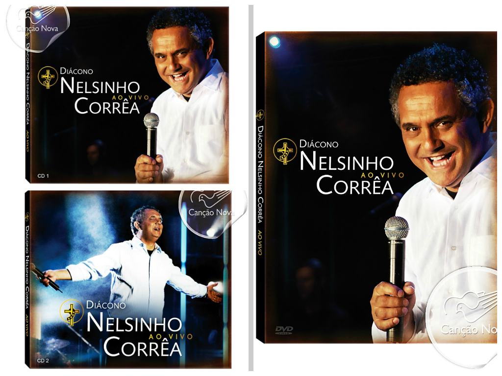 CD E DVD ao vivo