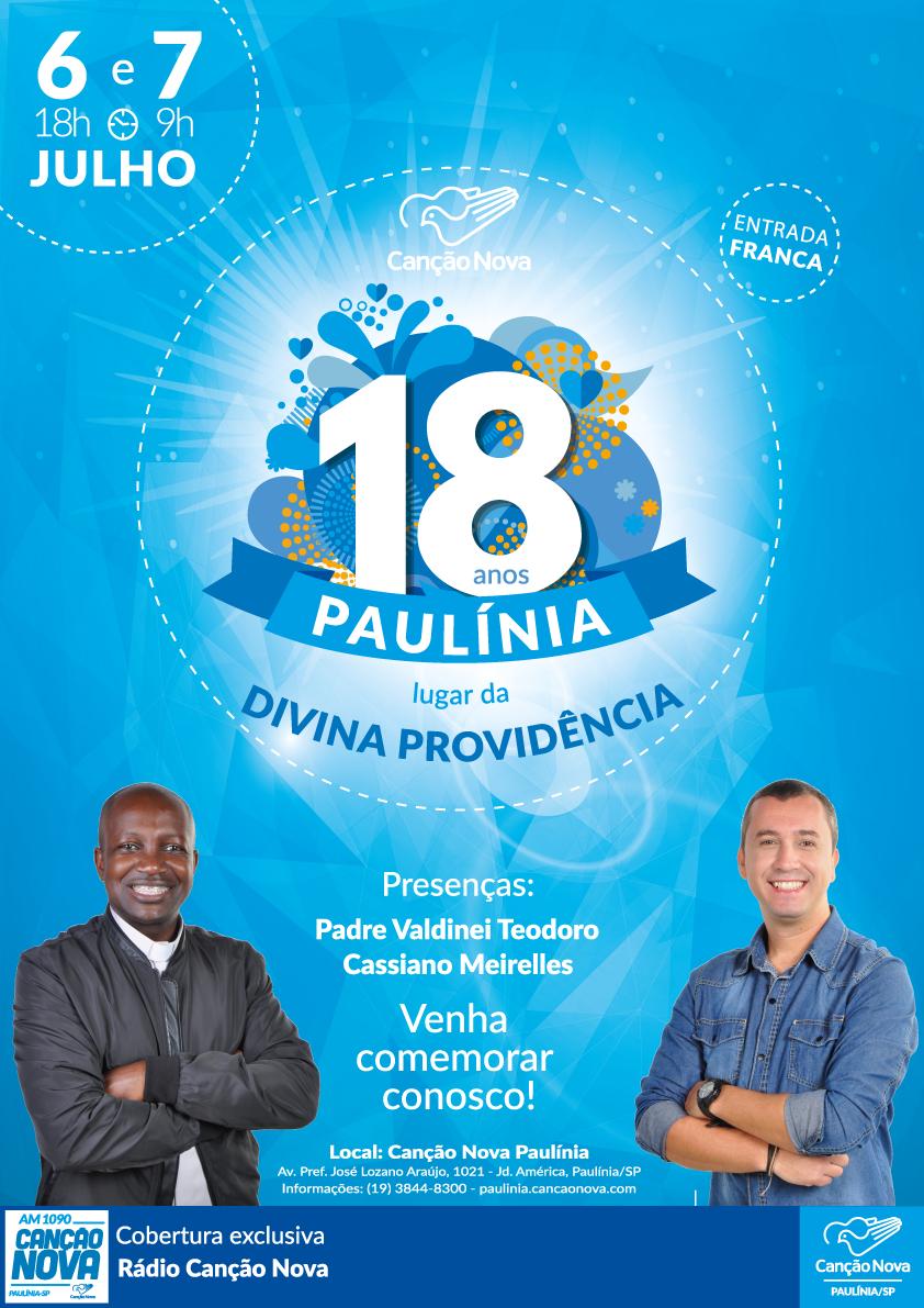 18 anos Paulinia