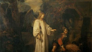 O Anjo e o homem Gedeão