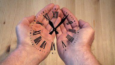 Quanto tempo temos?