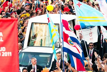 JMJ Rio 2013, o sonho de um coração jovem