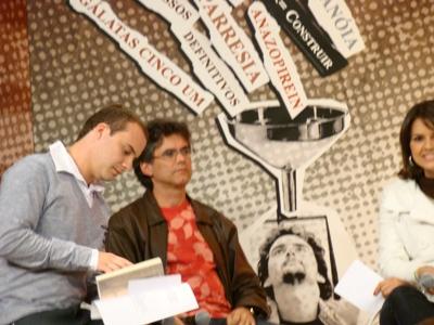 ADRIANO, GERSON E BRUNA