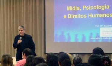 Prof.Dr.Edgard Rebouças (UFES) estará no debate
