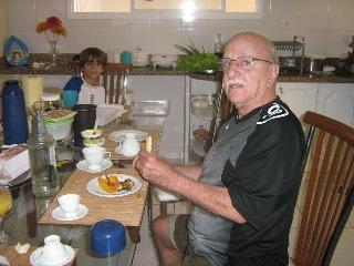 Meu sogro Dr. Luiz Toledo Martins, 74 anos - Envelhecendo com alegria -
