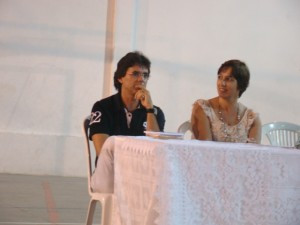 Gerson Abarca e Neusa Jordem Possatti