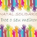 É tempo de solidariedade
