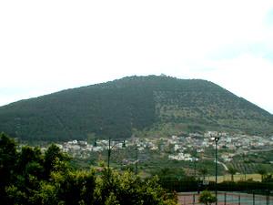 monte tabor em israel