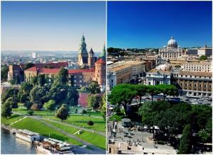 Polônia e Itália.