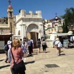 Fachada Igreja Greco ortodoxa de São Gabriel