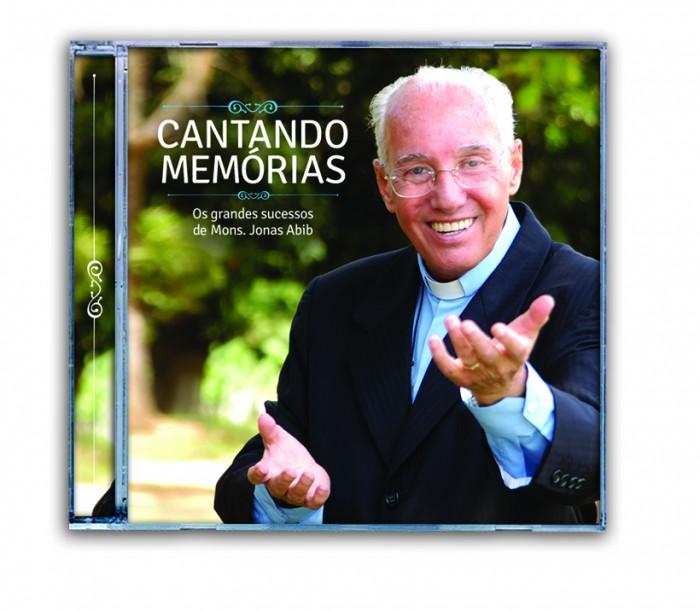 CD CANTANDO MEMÓRIAS
