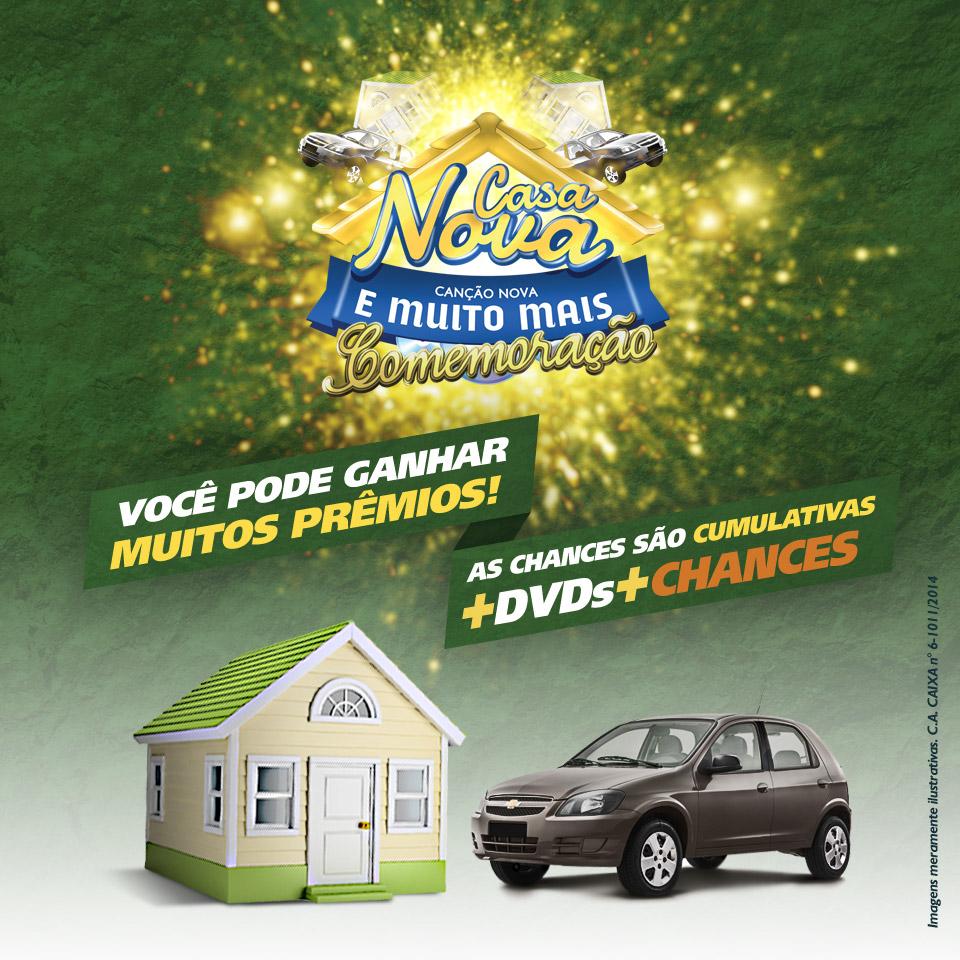 Prêmios Casa Nova Canção Nova