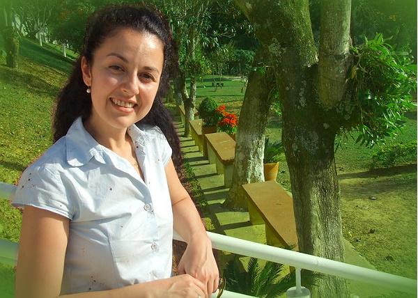 Dijanira Silva missionária Canção Nova em Portugal - Casa de Maria Queluz