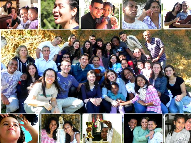 Encontro das Familias dos Discipulos CN 2012