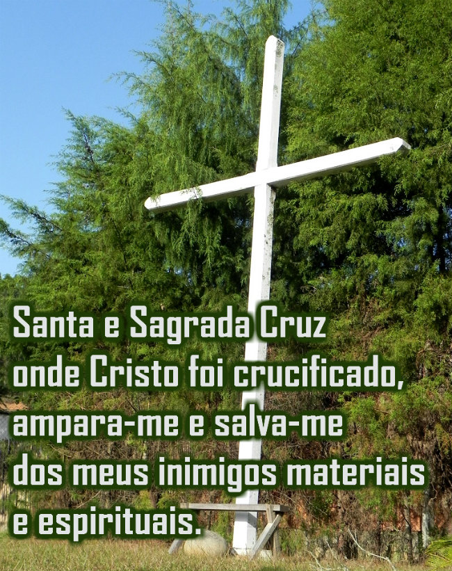 Cruz da Casa de Maria em Queluz
