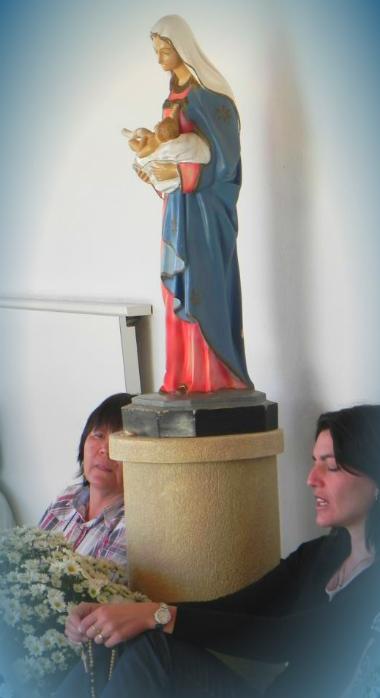 Nossa Senhora - Queluz - Casa de Maria