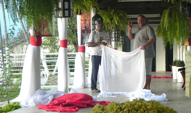 Casa de Maria se prepara para encerramento do DEUS IMENSO