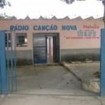 Fachada da Rádio nos inicios