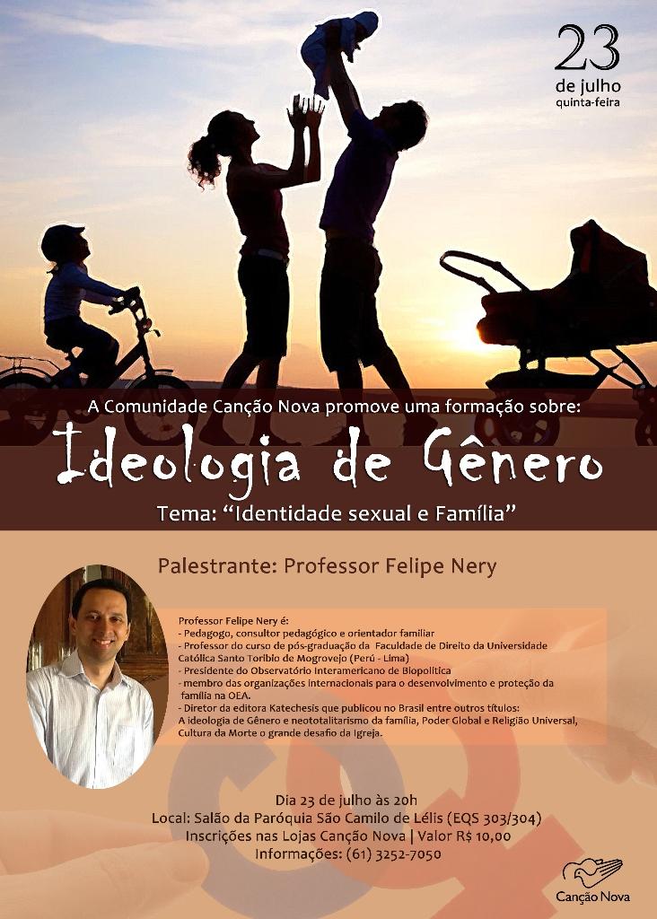 Formação Ideologia de gênero