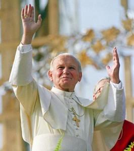 Um santo visitou o estado do Mato Grosso
