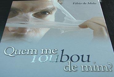 Quem Me Roubou De Mim é O Novo Livro De Padre Fábio De Melo Blog