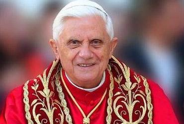 85 anos do Papa Bento XVI
