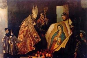 Aparição de Nossa Senhora de Guadalupe