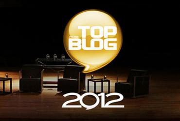 Três blogs da Canção Nova receberam o Prêmio Top Blog 2012.