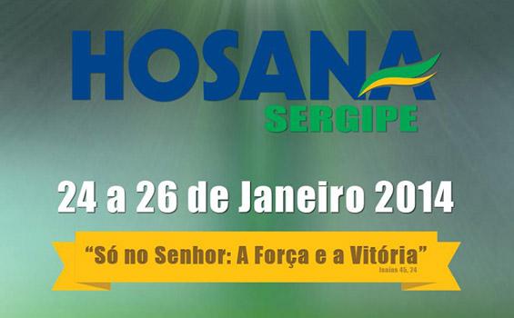 Hosana Sergipe Blog