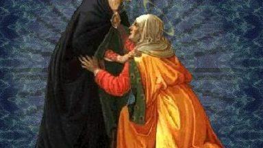 A Igreja celebra a Visitação de Nossa Senhora a sua parenta Isabel