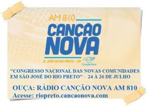Radio Canção Nova AM 810 cn