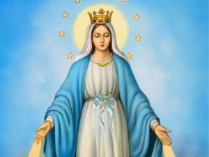 Oração à Santa Maria