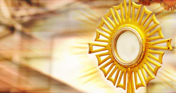 A Sagrada Eucaristia é um mistério de fé