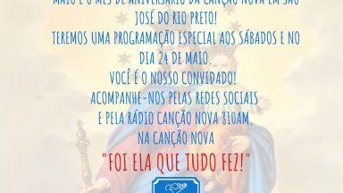16 anos da Canção Nova em São José do Rio Preto