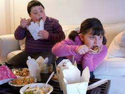 crianças obesas