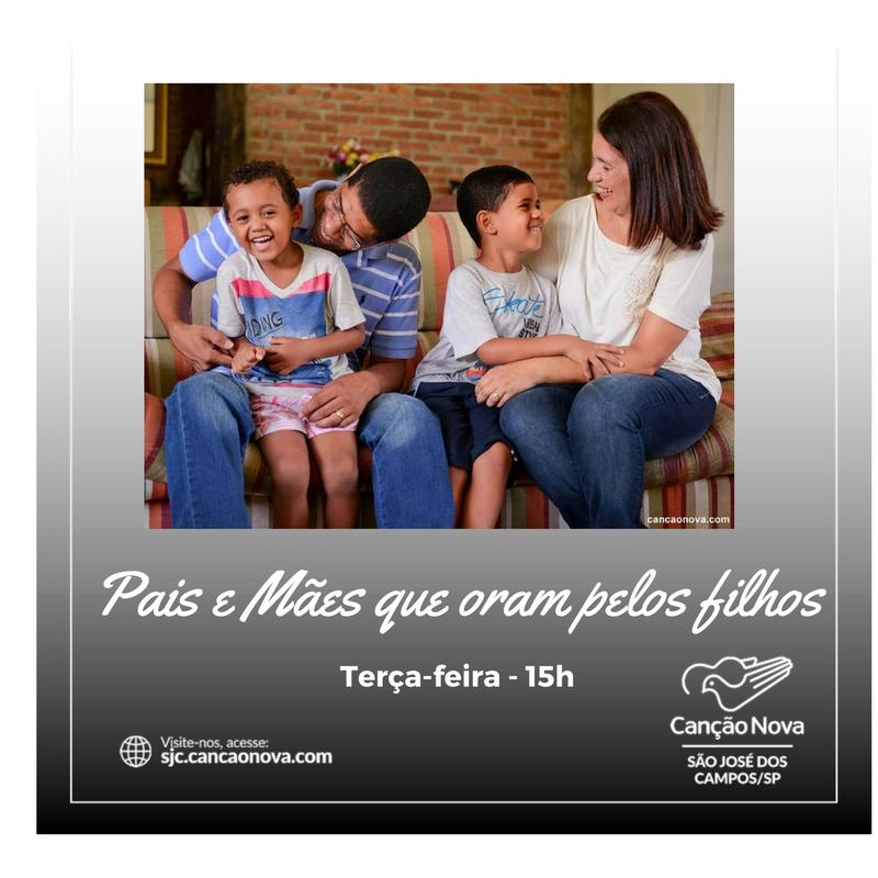 Pais e Mães que oram pelos filhos