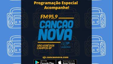 Programação especial rádio CN/FM 95.9 no Coração do vale